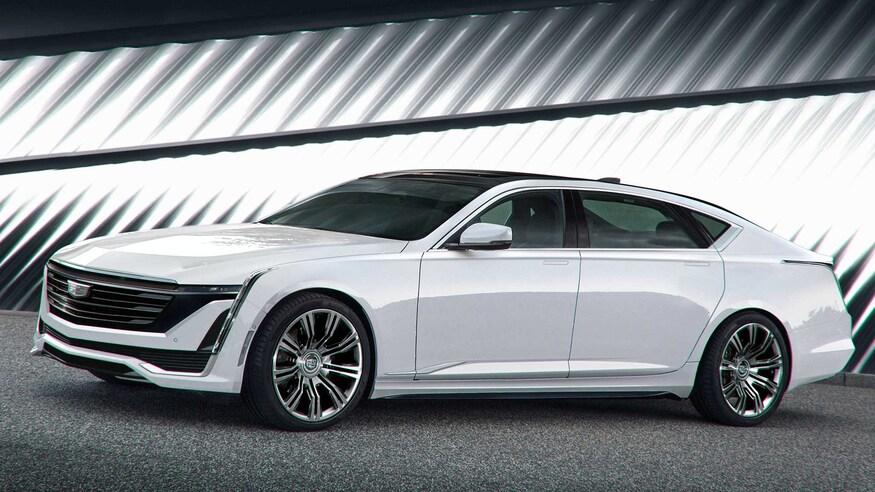 Cadillac Celestiq 1